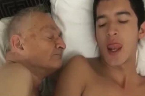 Senior gay mannen porno