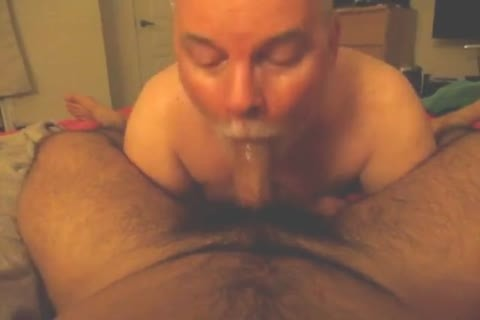 Latino master Returns For greater quantity penis Worshiping.