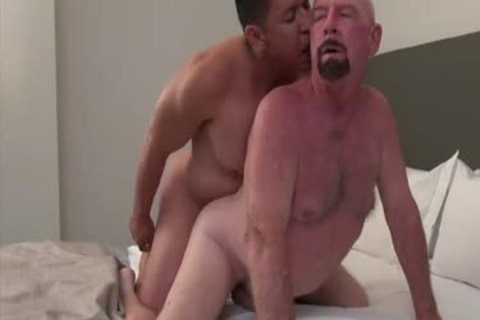 Juliano And German dad fuck bare