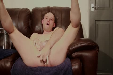 SOFA in nature's garb man SHAVES wet SOAPY wank cum