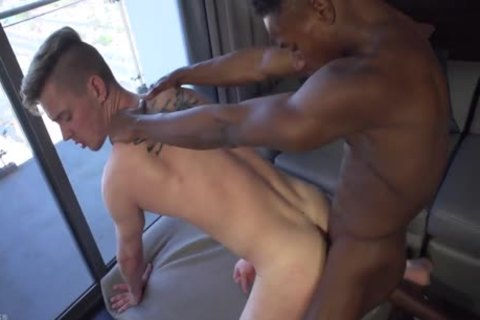 Brunette married chap take a gays cock