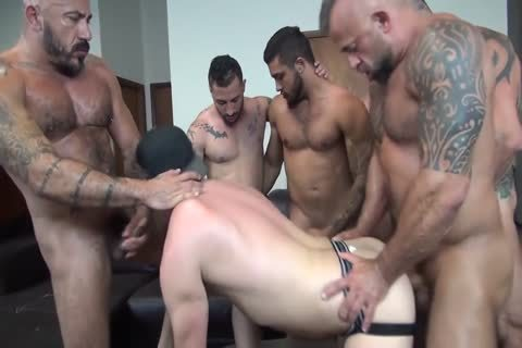 Alex Mason raw Birthday group-sex