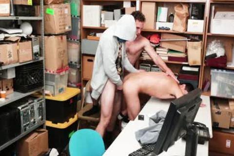 Two sleazy boyz receive Bummed As punishment