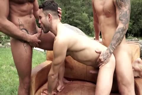 Uncut In The Great outdoors two