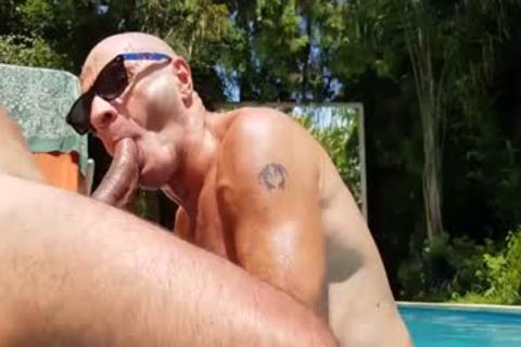 POOL fucking allies By Body Massage