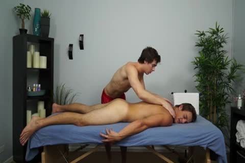 Sensual Massage Ends In kinky happy Ending