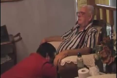 Oldman Getting Blowjobs From His lad Compilation