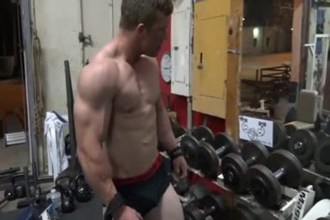 Atticus At The Gym
