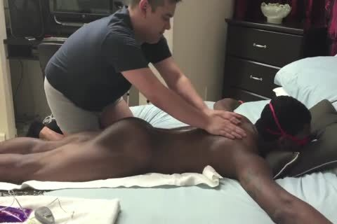 Str8BZ BBC Massaged