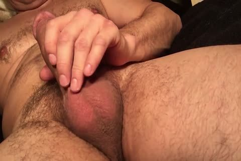 His fake penis Always Makes Him cum Hard
