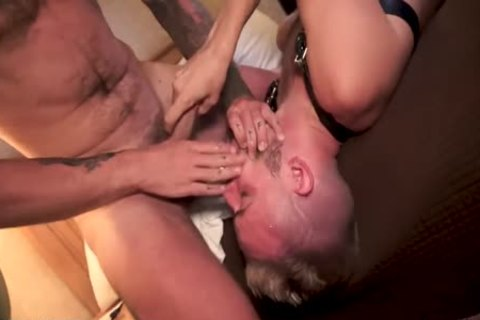 raw gangbang In A Cheap Motel