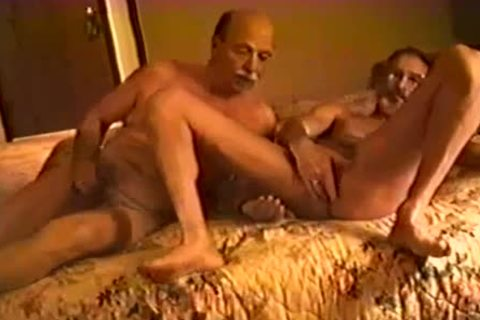 This mature twink likes To jack off At Home