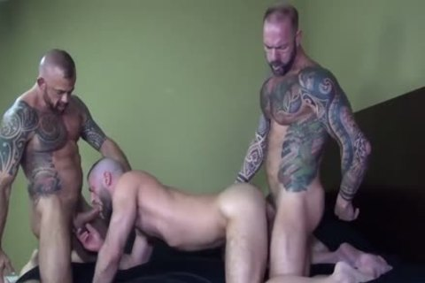 Jon Galt, Vic Rocco & Jake Morgan