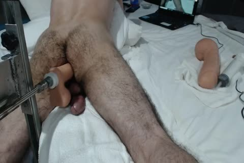 13+ CREAMY pooper ORGASMS+ big SHOOTING LOAD WITH hammer MACHINE