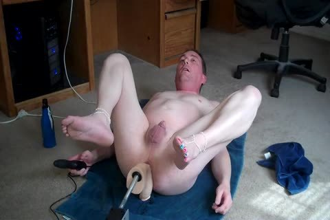 Baby dick Jeffrey Machine poked - Unedited