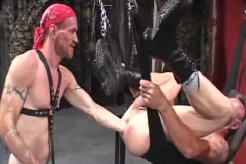 Daddy receives Fisted good