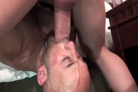 biggest Daddy pecker Destroy dirty arse