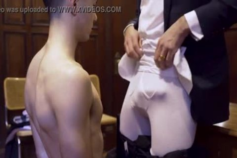 MormonBoyz - Ripped Missionary chap Permeates A Powerful Priests lusty pooper