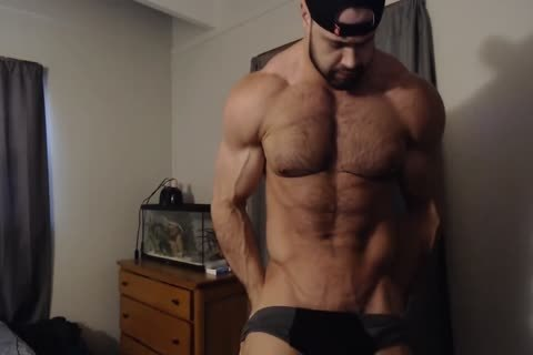 hirsute Chest Muscle Worship Clips