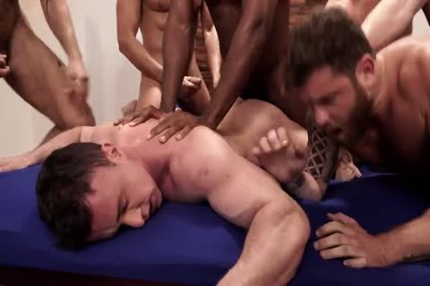 Ganged team-pounded And pounded Part 1