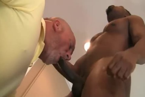 RIO WITH older DADDY black