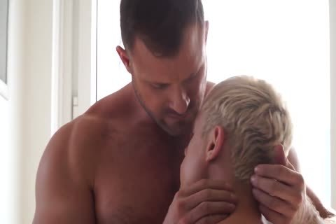 Muscle power Bottom Alam Wernik And Austin Wolf