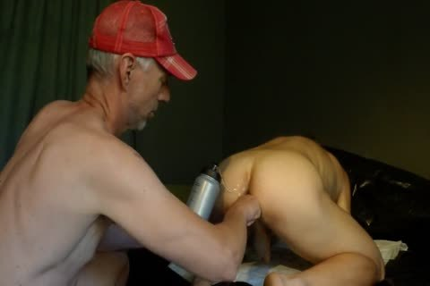 SpermaFF Fisted By Zambezy.  Doggy & Missionary Style. RUS