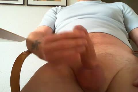 daddy man cum On cam 46