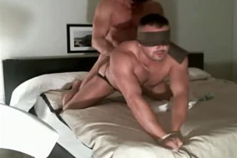 Sextape - bare plow Muscle master penis