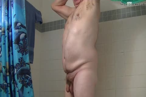 Stripping, Shower, Dildos, Stroking, Prepuce, Closeups