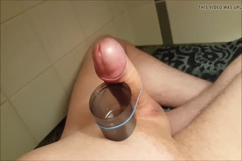 Edging And Filling A Cup