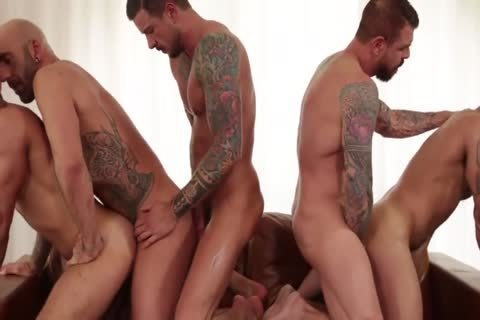 5-some bareback Groupsex