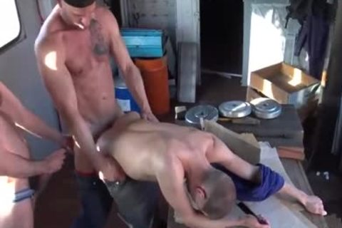 pounded And Loaded In A train