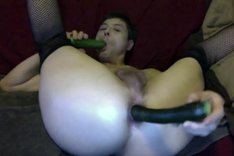 yummy Logan Male Stripper loves hammering And engulfing Cucumbers