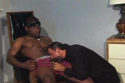 homo black lad Orders Some lusty Delivery To His house