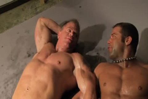 Rick Hammersmith Muscle Worshipped Then fucked By Darius Soli