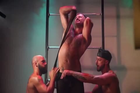 homo amateur Muscle Hunks sucking And hammering