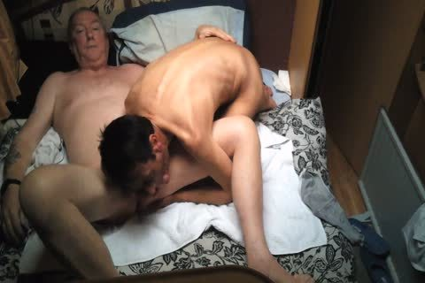 Wife Went Shopping old man Comes And bang Me