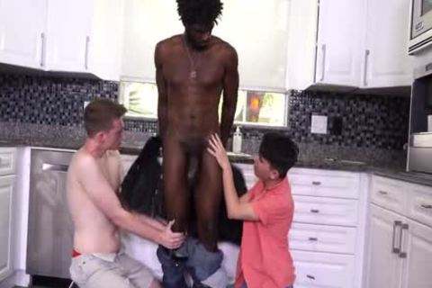3some Interracial