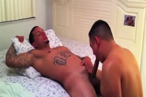 pretty CUBAN THUG lastly receives His anal pounded
