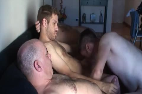 chubby group-sex gangbang Bear Daddies