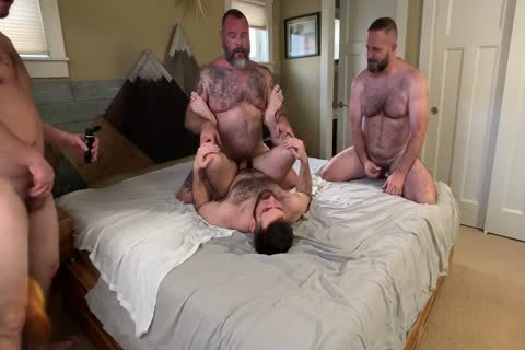 raw threesome Sextape