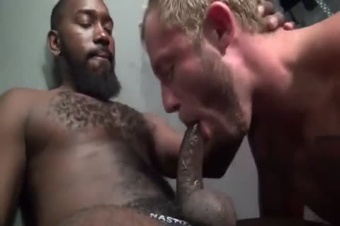 threesome raw fucking With muscular juvenile homosexuals