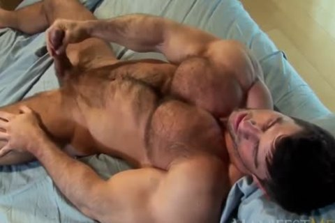Zeb Atlas hairy Muscle beast