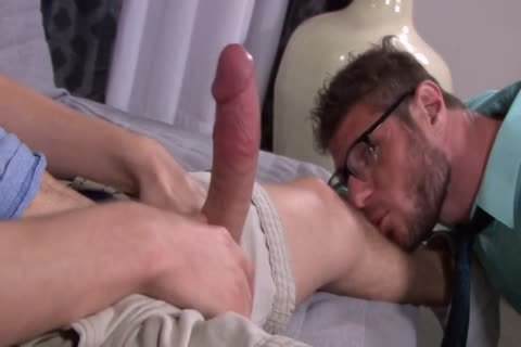 Daddy  gay gigantic penis
