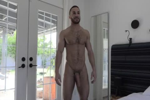 muscular hairy Kent Little Interview With Mastubation