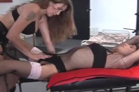 non-professional Cd strapped Love Her stockings