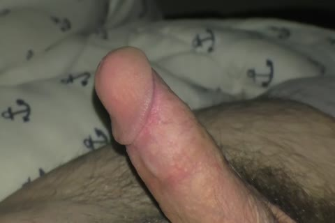 Precum agonorgasmos In bed, Finishing In Briefs