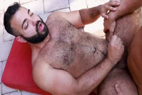 Riley Mitchel & Carlos Cruz - Bearly Working Part 1