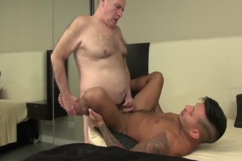 mature Daddy And Son pound